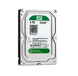 HDD WESTERN 4TB SATA 3,5