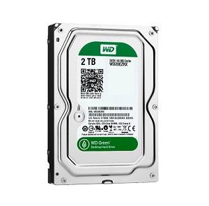 HDD WESTERN 2TB SATA 3,5