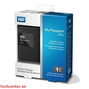 HDD WD PASSPORT 1TB - MODEL 2020