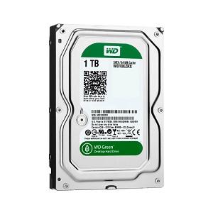HDD WESTERN 1TB SATA 3,5