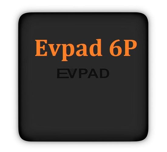 Evpad 6P Model 2021 Xem Phim, Truyền Hình, Thể Thao Quốc Tế Chuyên Nghiệp Nhất