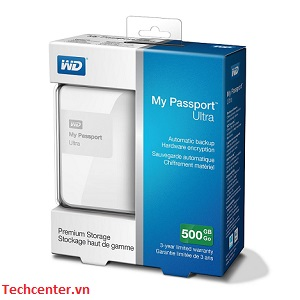 HDD WD PASSPORT 500g - MODEL 2020