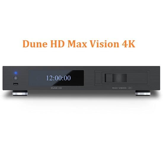 Đầu Dune HD Max Vision 4K Chính Hãng 100%