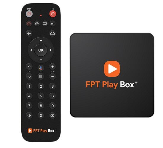 FPT PLAY BOX+ 2019 Ram 1GB Tích Hợp Remote Voice