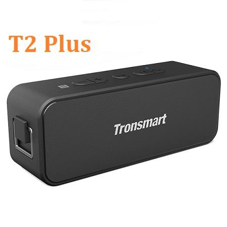 Loa Bluetooth Tronsmart Element T2 Plus Loa di động 20W, Chống nước IPX7