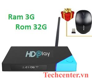 HDplay H8 - Ram 3Gb, Rom 32Gb, Android6.0