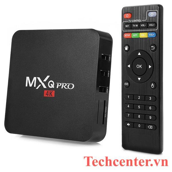 TV Box MXQ Pro Ram 1GB