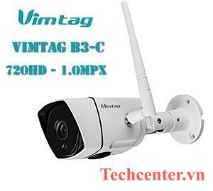 Vimtag B3-C – 720P HD Camera IP WiFi Ngoài Trời Chất Lượng Cao