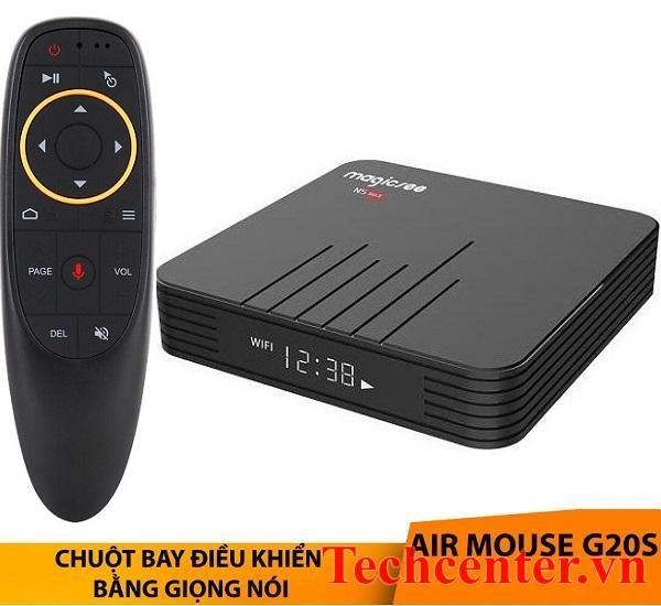 N5Max 4GB + Chuột Bay Voice Điều Khiển Giọng Nói Bằng Remote
