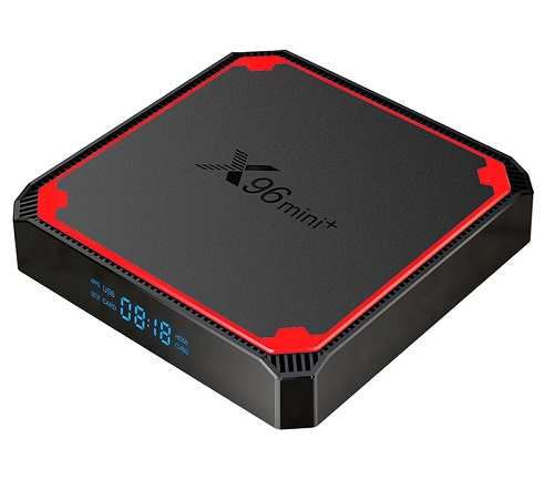 Enybox X96 Mini+ Chip Amlogic S905W4 Model 2021 Giá Siêu Rẻ