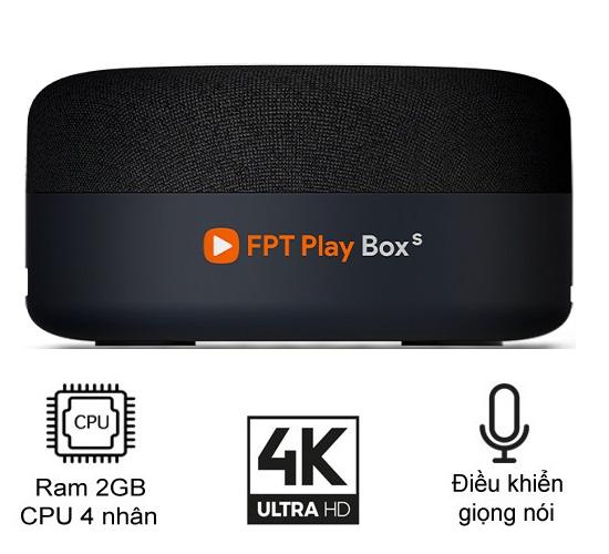 FPT Play Box S Model 2021 Điều Khiển Căn Nhà Của Bạn Bằng Giọng Nói