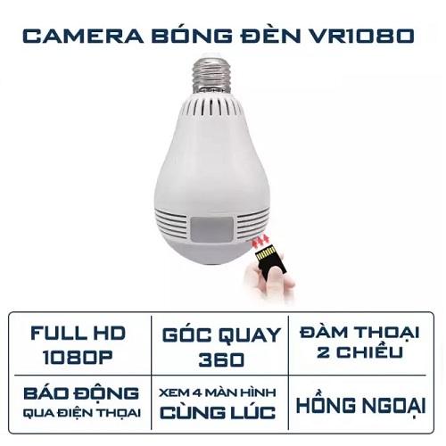 Camera Giám Sát Bóng Đèn Magicsee VR1080 (2MP) Full HD