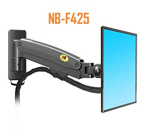 Giá Treo Màn Hình Máy Tính Treo Tường NB-F425 (21