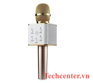 Micro Tuxun Q7 Kiêm Loa Bluetooth