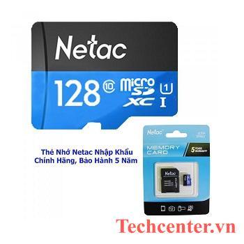 Thẻ Nhớ Netac U1 Dung Lượng 128GB