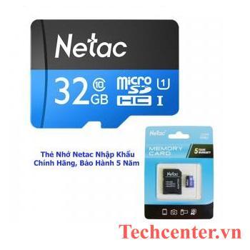 Thẻ Nhớ Netac U1 Dung Lượng 32GB