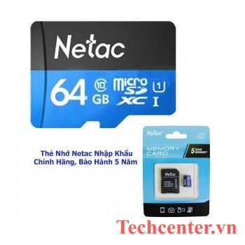 Thẻ Nhớ Netac U1 Dung Lượng 64GB