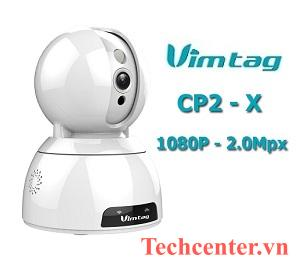 Vimtag CP2-X Camera IP Full HD 1080P, 2.0Mpx, Xoay 355 Độ