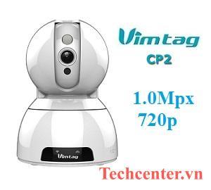 Vimtag CP2 - Camera IP HD 720P, 1.0Mpx, Xoay 355 Độ