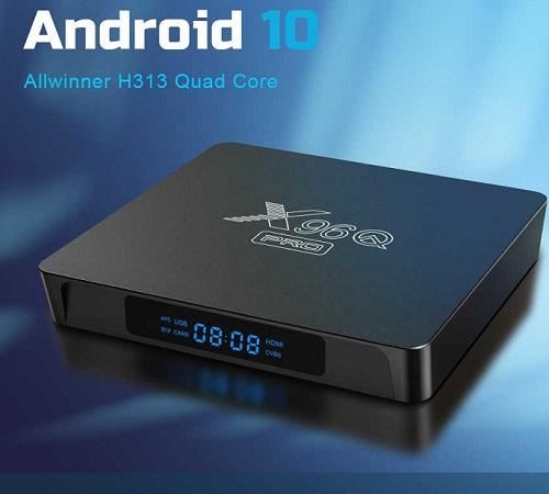 Enybox X96Q Android 10 Chính Hãng Giá Rẻ
